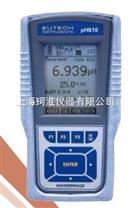 優特Eutech便攜式pH計CyberScan pH610