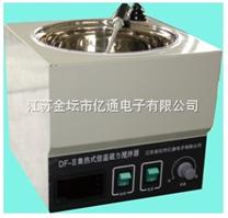 DF-II型集熱式磁力加熱攪拌器