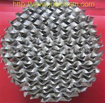 金属孔板波纹填料