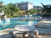 泳池水处理技术方案/游泳池水处理技术设计 Z