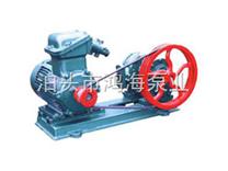 LC型高粘度罗茨保温泵
