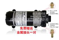 微型高压水泵-自吸式超高压大流量微型水泵