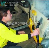 廠家供應提供室內治理高溫燻蒸機蒸汽機車內消毒殺菌機空調清洗機