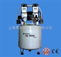活塞無油空壓機 活塞靜音空壓機 活塞無油靜音空氣壓縮機上海勇霸打造精品