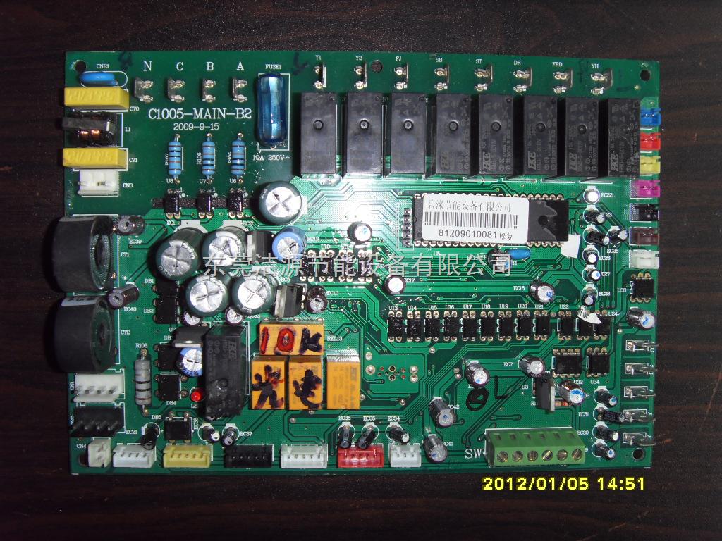 碧涞热泵热水器电路板