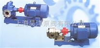 2CY型不锈钢齿轮润滑油泵/齿轮油泵