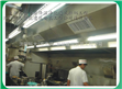 遼寧沈陽美食廣場餐飲酒店樓廚房油煙凈化器排煙通風風管加工安裝