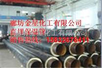 地埋聚氨酯管,聚乙烯钢套钢管zui新信息