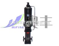 PBQDL轻型不锈钢多级屏蔽泵