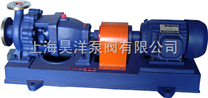 IH系列卧式单级单吸标准化工流程泵/不锈钢耐腐蚀泵