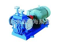 鸿海制造的沥青保温泵