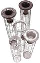 铝制文氏管,锥形滤筒专用滤架,大风量V型高效过滤器