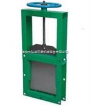 供应鸡西手动插板阀|DN400气动插板阀