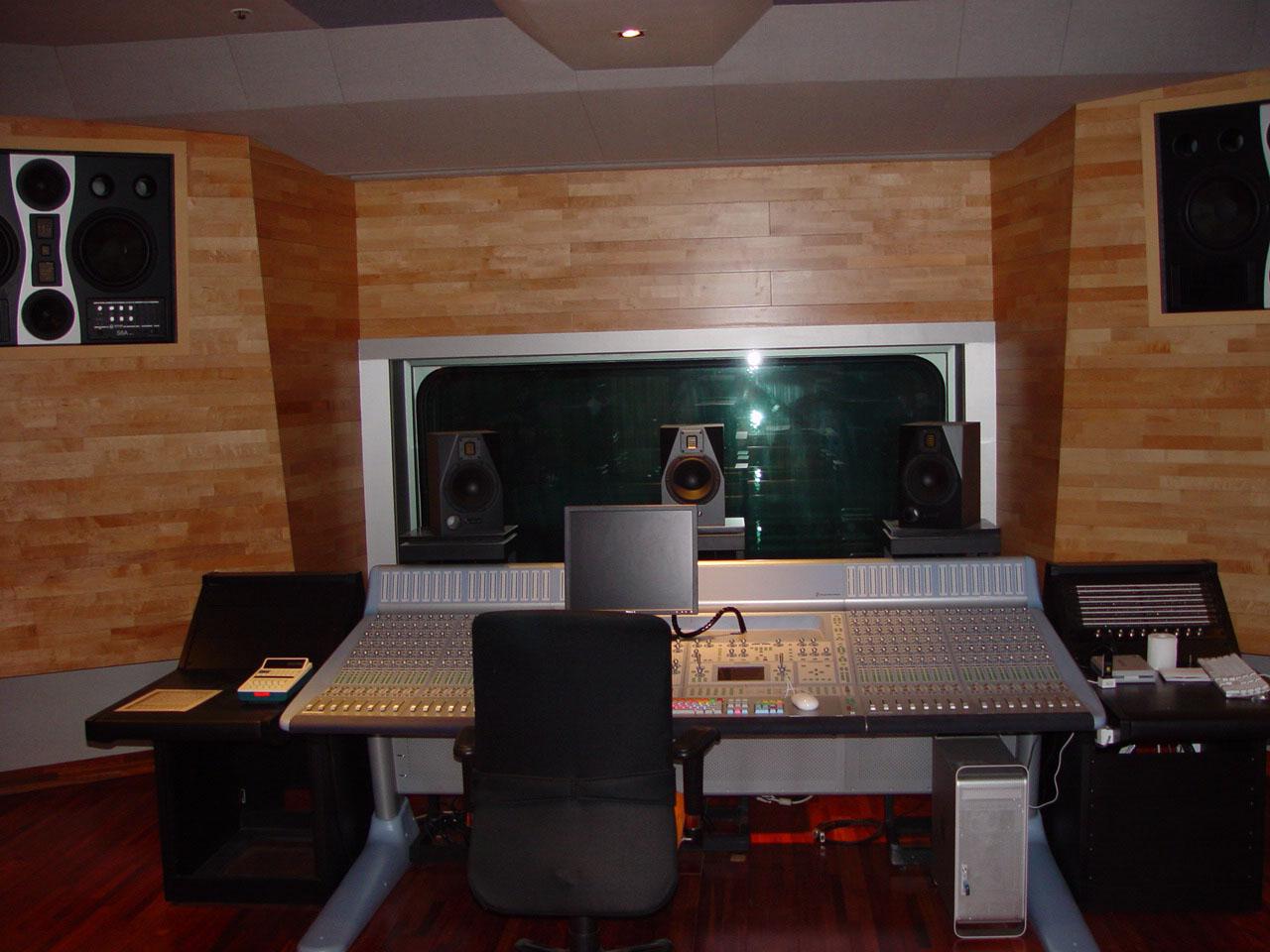 录音棚声学设计及工程施工