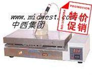 不鏽鋼控溫電熱板( 數顯恒溫) 型號:CN61M/DK-98-IIA(