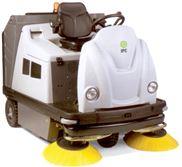 駕駛式無塵清掃吸塵車