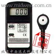紫外辐射计 /紫外线辐射计 /紫外照度计 /紫外线照度计/ 紫外辐照计 /紫外线辐射照度计/ 紫外强度计 型号:CN61M/TN2340()