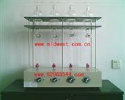中西全自動射流萃取器(四聯)(3000ml萃取瓶) 型號:M210-CQ4