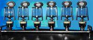 薄膜过滤器(六联带泵) 型号:CN61M/STV6