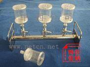 薄膜过滤器(3联带泵) 型号:CN61M/SHG-3 ()/////