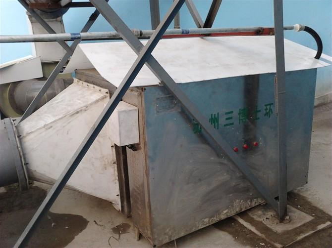 常州-制药厂废气处理设备现场