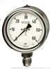 BA4200LABOM普通玻登管机械压力表