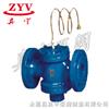 ZYC自力式压差平衡阀