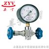 J19H/W压力表针型阀