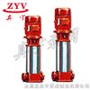 XBD-(I)立式单吸多级管道式消防泵