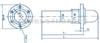 YTHRY6-380/6护套式电加热器
