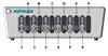 供应 Multi Autolab多通道电化学工作站