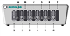 供应 PGSTAT 128N电化学工作站