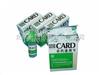 农药残留速测卡/农药速测卡(20片/盒)供应 农药残留速测卡/农药速测卡(20片/盒)