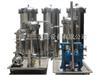 袋式过滤器上三袋过滤器系列,液体多袋式过滤器价格,大流量过滤器厂家