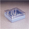 NALGENE可容纳100个冻存管的冻存盒5026-1010聚碳酸酯材质